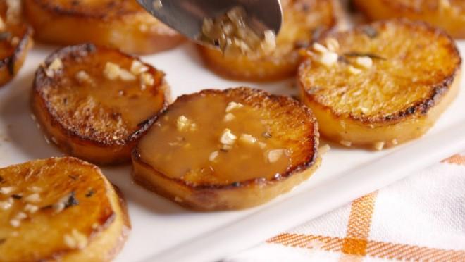 Így készül a legfinomabb sült krumpli.